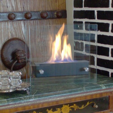 Best bio/ethanol fireplaces - portable and ventless - Best ...